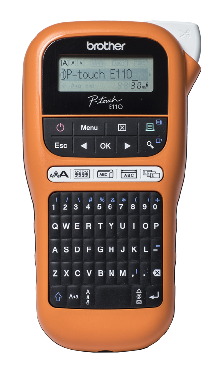 Rotulador Eletrônico PT-E110