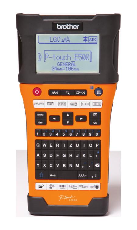 Rotulador Eletrônico PT-E500