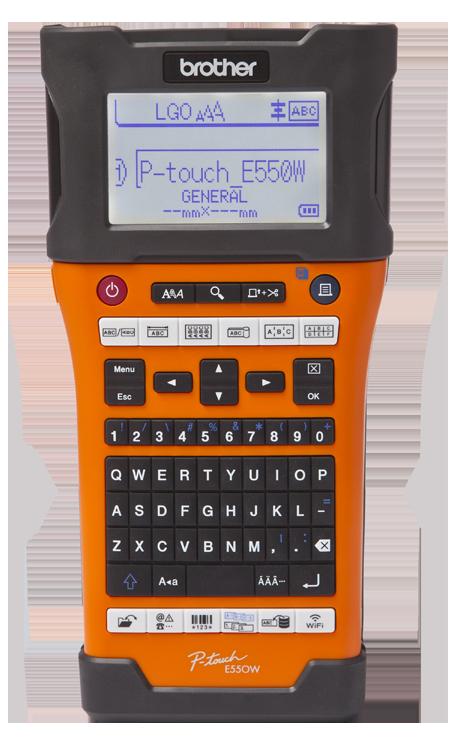 Impressora de Etiquetas PT-E550W
