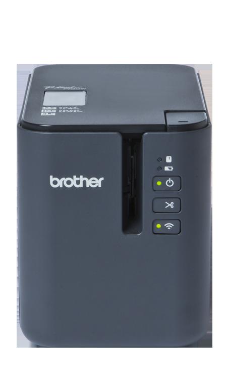 Rotulador com WiFi PT-P900W