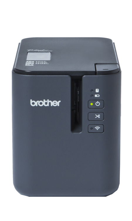 Rotulador com WiFi e Rede Ethernet PT-P950NW
